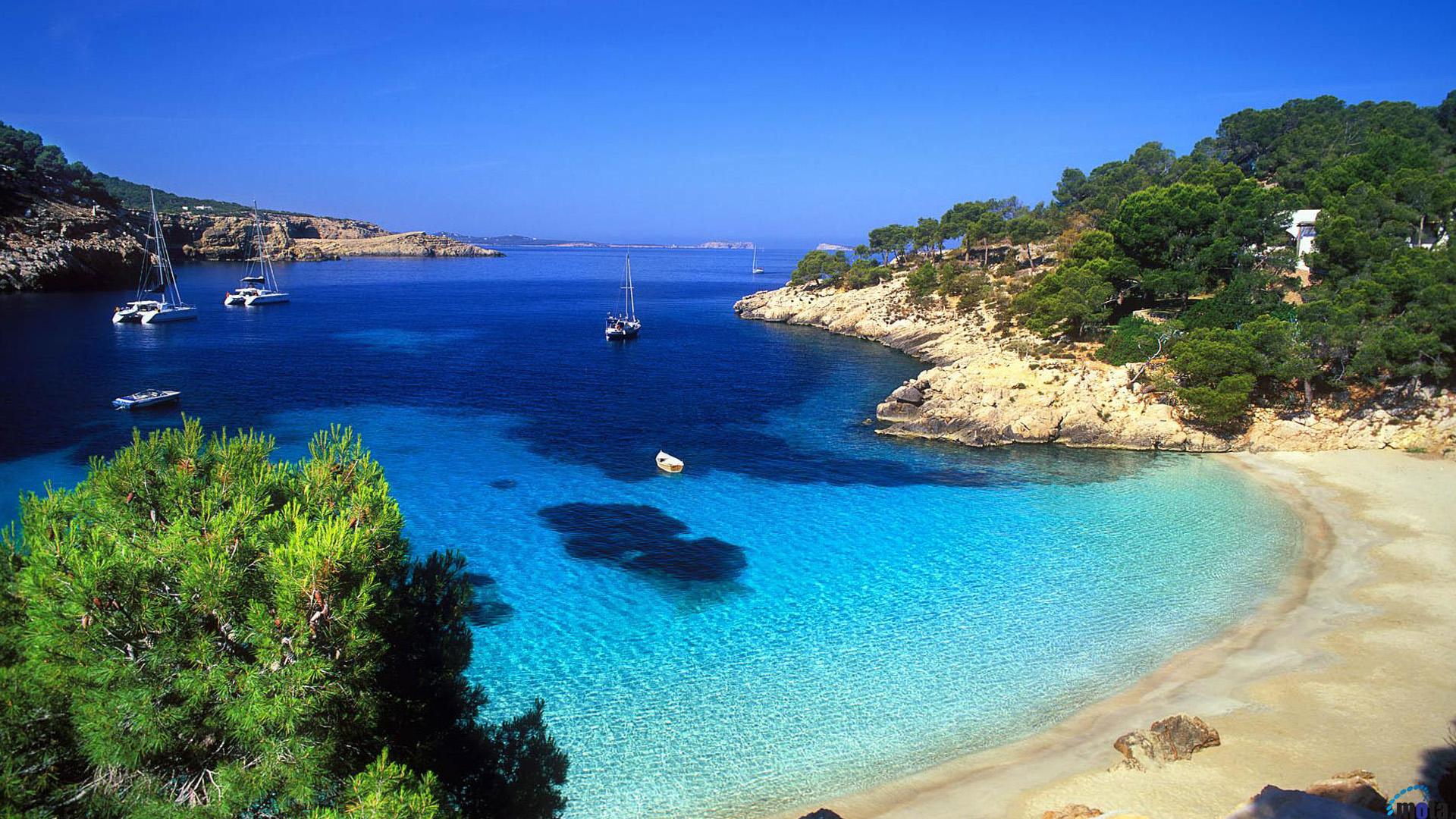 Cyprus beach