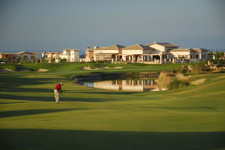 cyprus golf