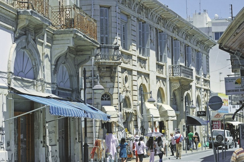 limassol, old city