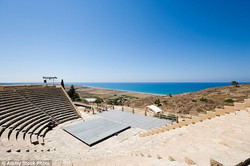 cyprus ancient odeon