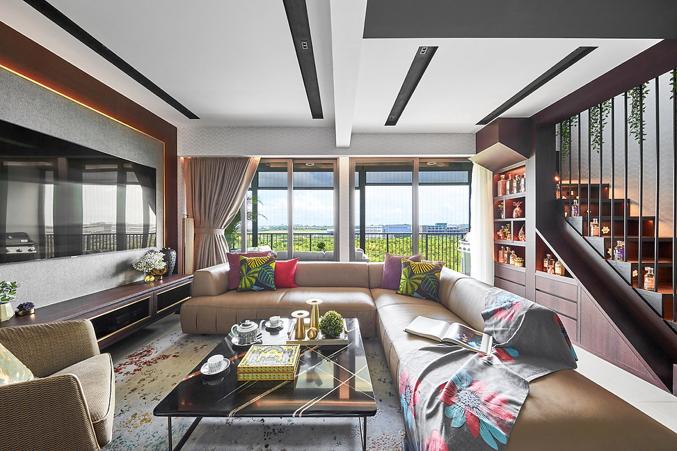 A Duo Penthouse
