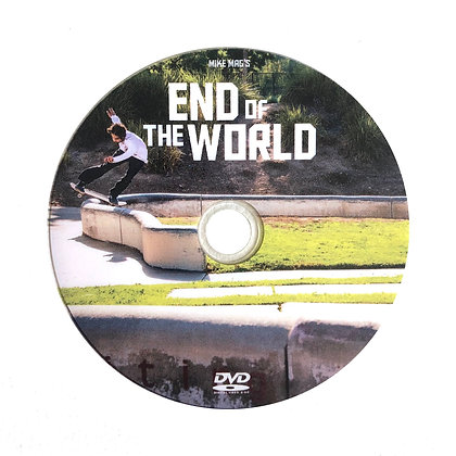 """""""End of the World"""" DVD"""