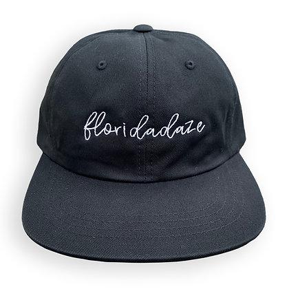 """""""Floridadaze Script"""" Cap - Black"""