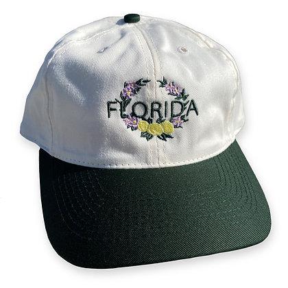 """""""Florida Wreath"""" Cap"""