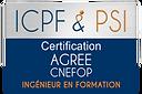Logo ICPF & PSI Agree CNEFOP Ingenieur e