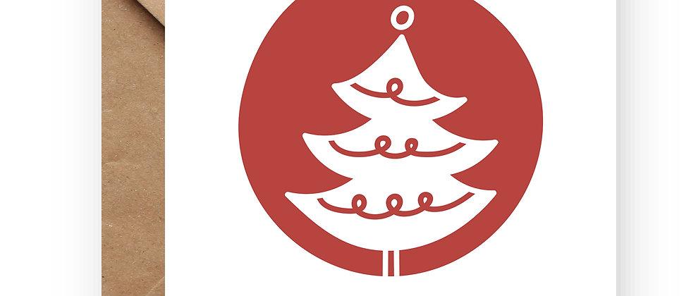 Felicitare de Crăciun cod 67