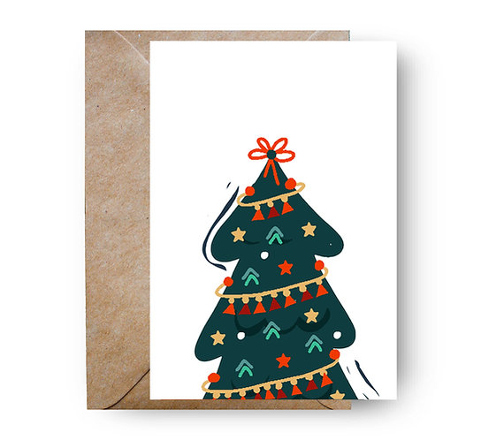 Felicitare de Crăciun cod 94