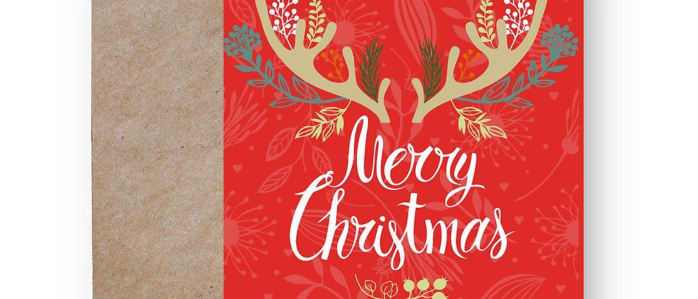Felicitare de Crăciun cod 27