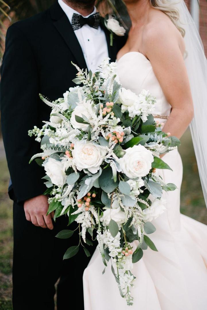 Spring Cascading Wedding Bouquet.jpg