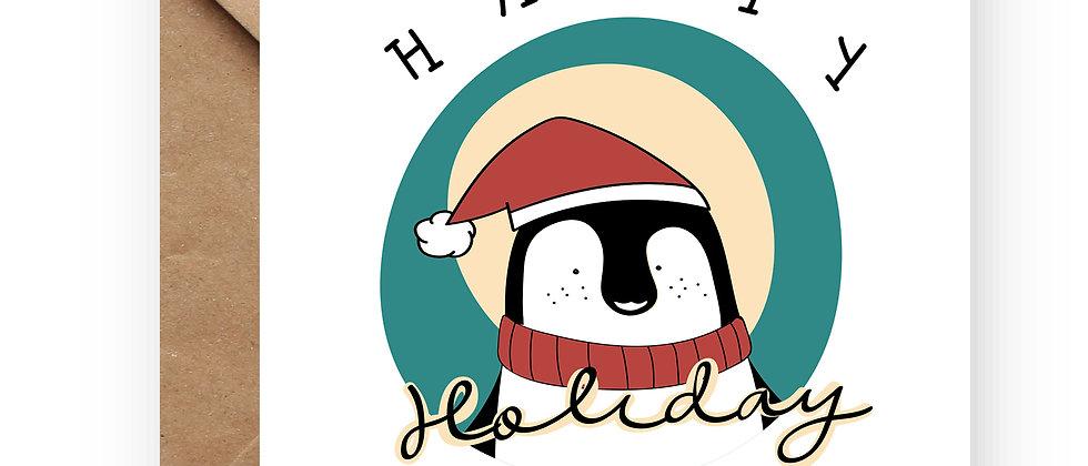 Felicitare de Crăciun cod 61