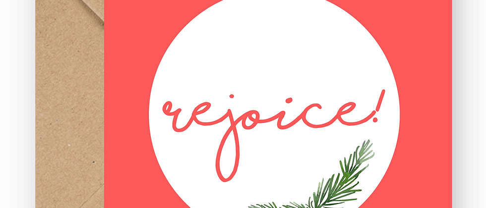 Felicitare de Crăciun cod 28