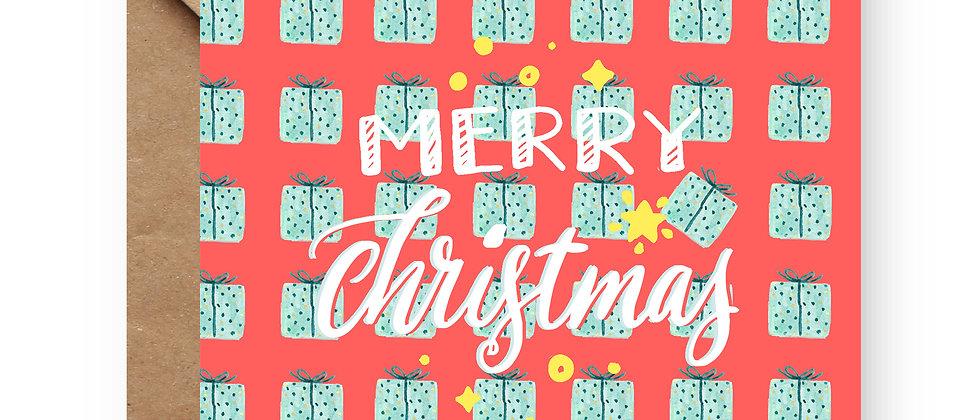 Felicitare de Crăciun cod 85