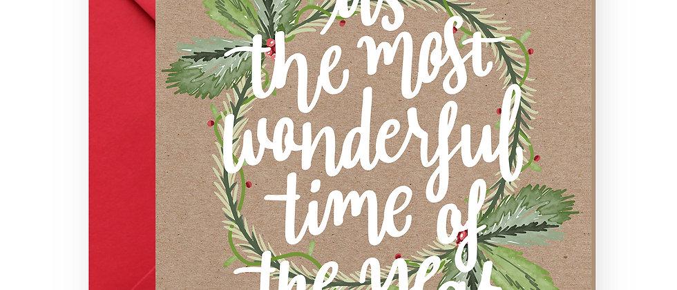Felicitare de Crăciun cod 23