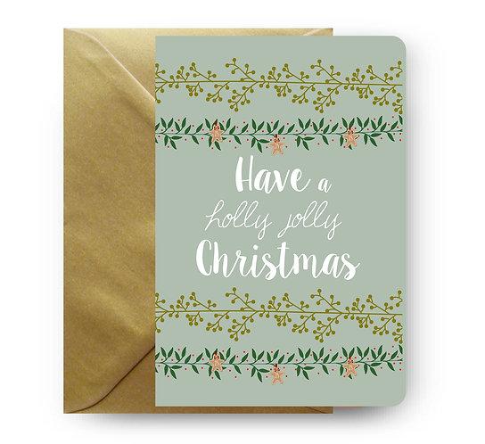 Felicitare de Crăciun cod 26