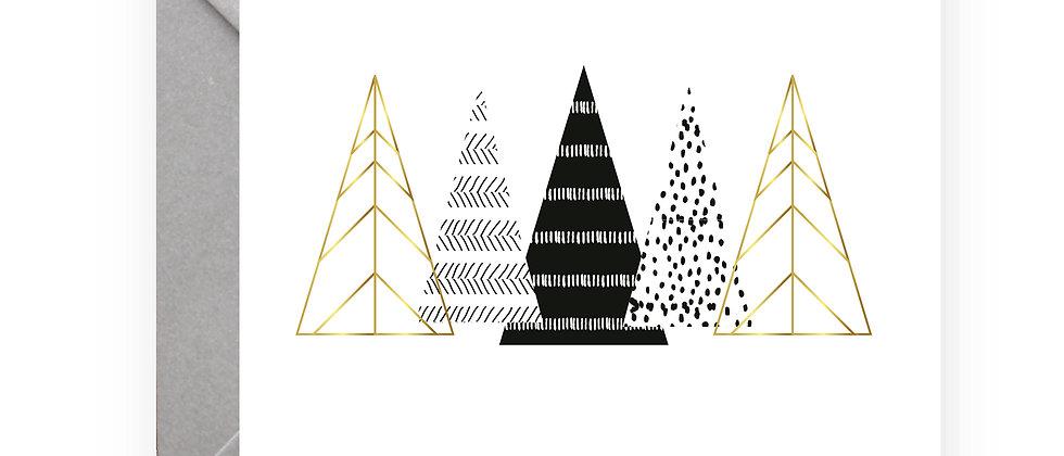 Felicitare de Crăciun cod 13