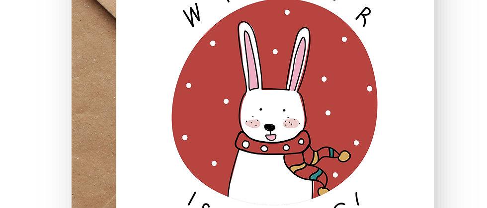 Felicitare de Crăciun cod 63