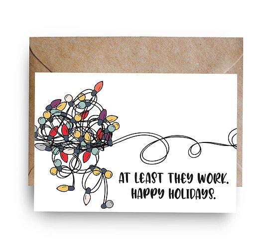 Felicitare de Crăciun cod 106