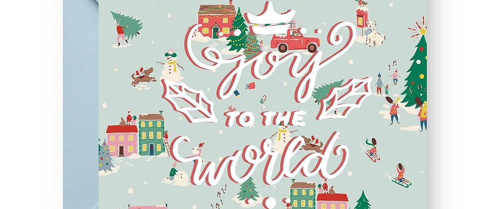 Felicitare de Crăciun cod 82