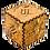Thumbnail: Square Airbon Natural Purifier
