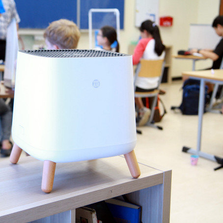 How do we protect our children from indoor air pollution?