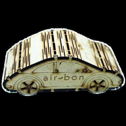 Car-shaped Airbon Natural Purifier