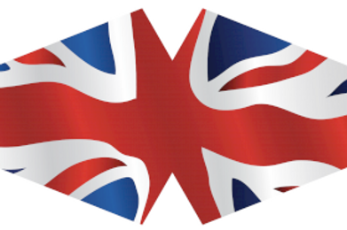 Reusable Fashion Face Mask - Union Jack (Adult)