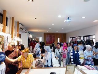 Kunjungan Studi Institut Kesenian Jakarta (IKJ) ke PT. Multi Sandang Tamajaya