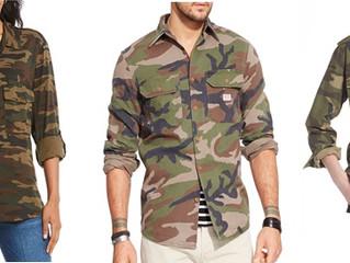 Inspirasi Fashion Army Look yang Wajib Kamu Tahu