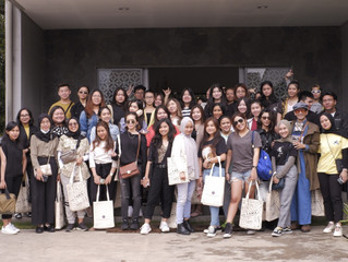 Belajar Sustainable Fashion Bareng LaSalle College Jakarta