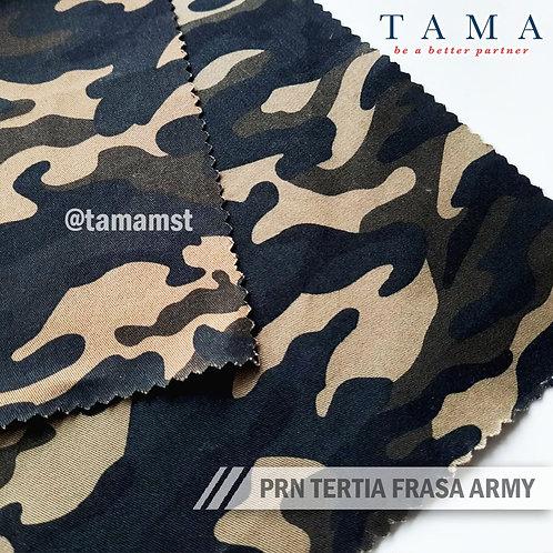 PRN Tertia Frasa Army