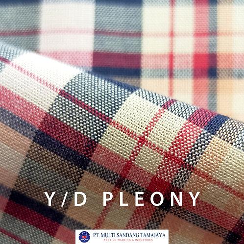 Y/D Pleony