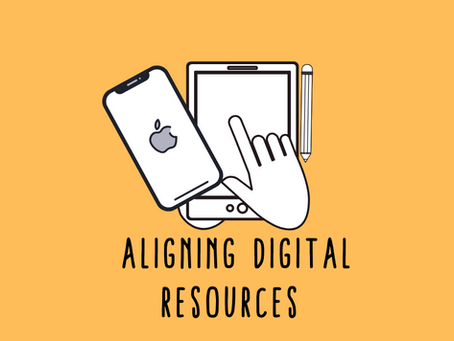 Aligning Digital Resources