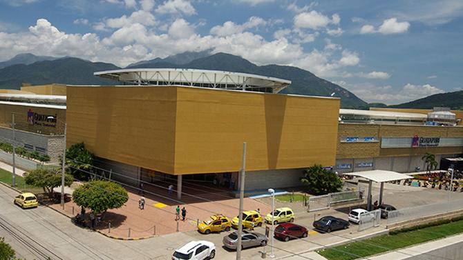 Centro Comercial Guatapuri