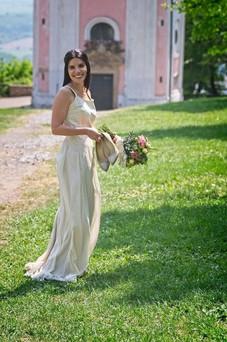Naše krásná nevěsta Soňa