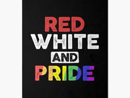 Red, White, & Pride