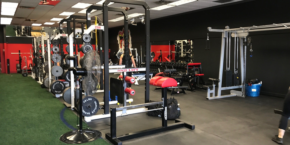 Nick Winters Memorial Bench Press Competition