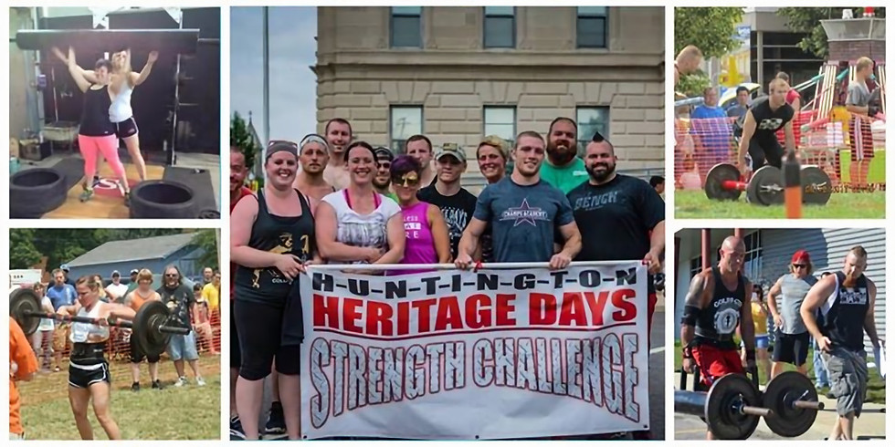 Heritage Days Strength Challenge X