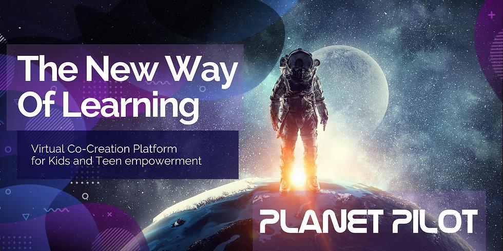 Planet Pilot Kids & Teens Application
