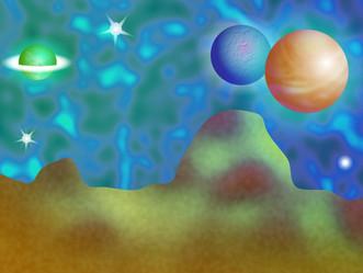 Aardse én kosmische weerberichten: zicht op de zon (1/8)