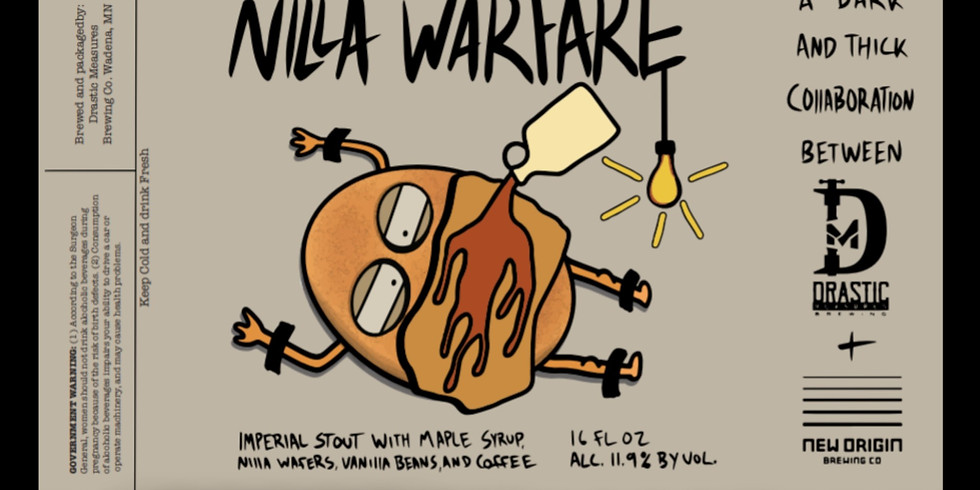 Nilla Warfare - In House Only Release!
