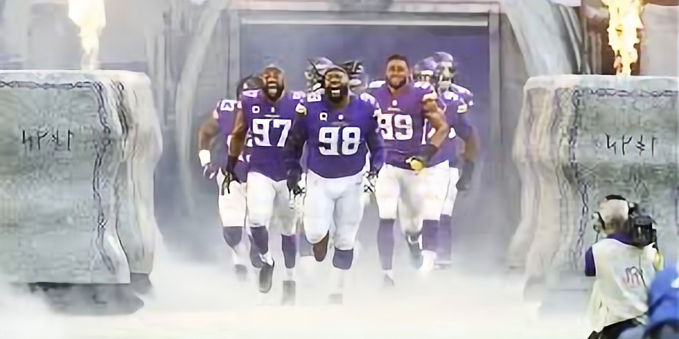 Vikings Game Day Party!