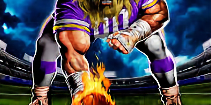 Vikings Game Day Party! (1)