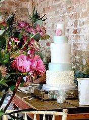Jo Calver Wedding Cake