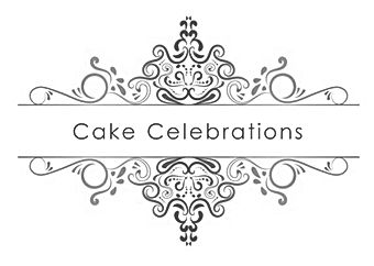 Logo - Cake Celebrations Elegant wide -