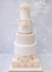 Cake Celebrations - Deisgner of distinctive luxury Wedding and Celebration Cakes