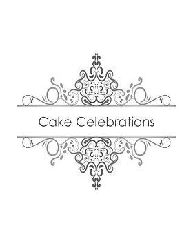 Logo - Cake Celebrations Elegant - Oct 2