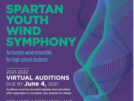 MSU & UofM High School Honor Ensembles