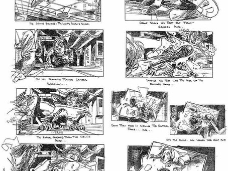 Storyboards: The method behind the madness