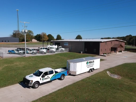 Hull's Environmental Services Opens New Operations Facility in Nashville, Tennessee