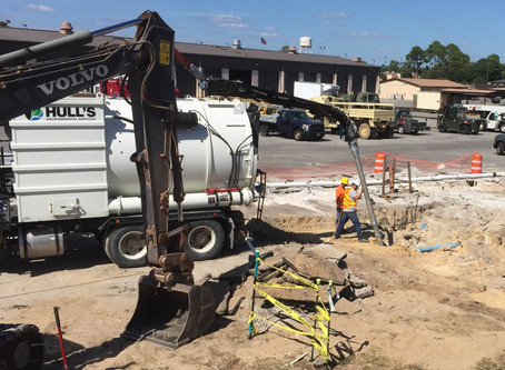 Vacuum Excavation - Exposing Underground Utilities the Better Way